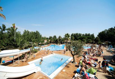 Charlemagne Beach Club Holiday Lodges in Languedoc Roussillon
