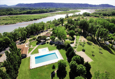Les Rives du Luberon Holiday Lodges in Provence Cote d