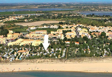 Dunes et Soleil Holiday Lodges in Languedoc Roussillon