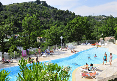 Green Park Holiday Lodges in Provence Cote d