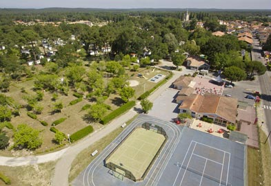 Le Soleil des Landes Holiday Lodges in Aquitaine