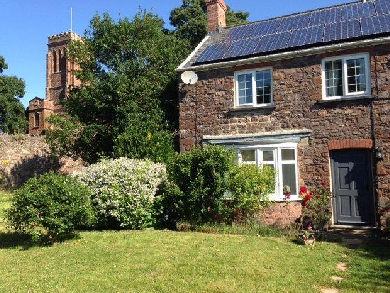 Bishops Gate a british holiday cottage for 6 in ,