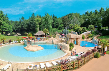 Domaine des Ormes Holiday Lodges in Brittany