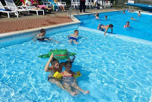 Winchelsea Sands Holiday Park, Rye,East Sussex,England