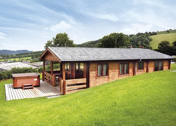 Trewythen Lodges Holiday Lodges in Powys