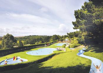 Newquay Holiday Park, Newquay,Cornwall,England