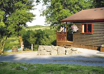 Garnffrwd Park Holiday Lodges in Carmarthenshire