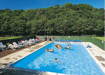 Notter Mill Holiday Lodges in Cornwall