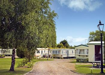 Norfolk Broads Caravan Park, Potter Heigham,Norfolk,England