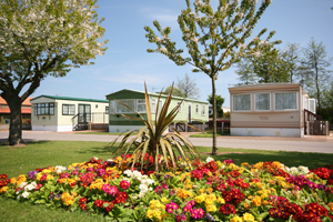 Patrington Haven Leisure Park Holiday Lodges in Yorkshire