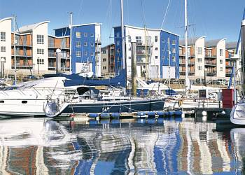 Panama Apartments, St Helier,Jersey,England