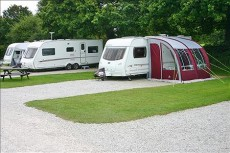 Carnon Downs Caravan and Camping Park Holiday Lodges in Cornwall
