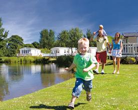 Haggerston Castle Holiday Park, Berwick Upon Tweed,Northumberland,England