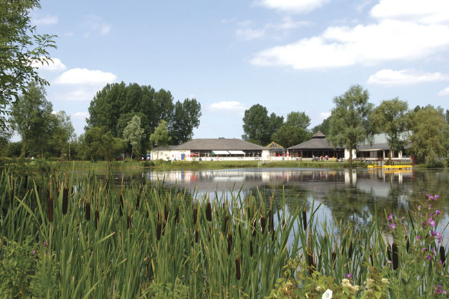 Hoburne Cotswold Holiday Lodges in Gloucestershire