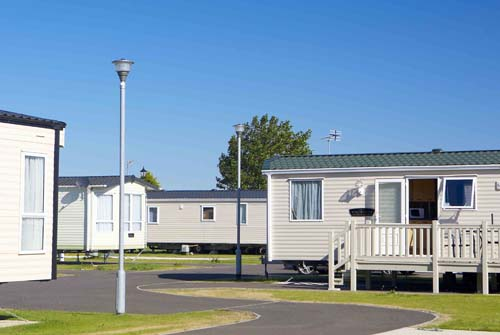 Suffolk Sands Holiday Park Holiday Lodges in Suffolk