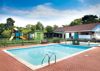 Forest Edge Holiday Lodges in Hampshire