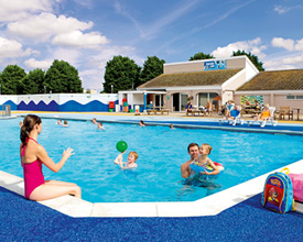 Kiln Park Holiday Centre, Tenby,Pembrokeshire,Wales