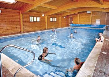 Pinewood Holiday Lodges in Devon