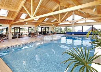 Gwel an Mor Holiday Lodges in Cornwall