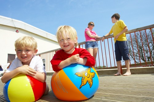 Riviera Bay Holiday Park Holiday Lodges in Devon