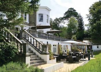 Trenython Manor Country Estate, Par,Cornwall,England