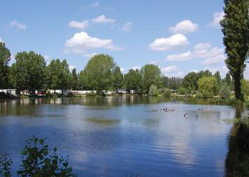 Billing Aquadrome Holiday Lodges in Northamptonshire