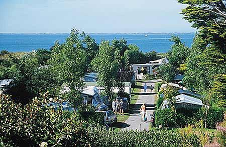 La Plage Holiday Lodges in Brittany