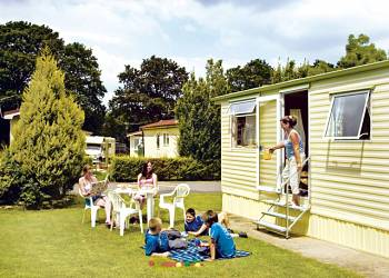 Lookout Park Holiday Lodges in Dorset