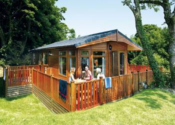 River Valley Country Park Holiday Lodges in Cornwall