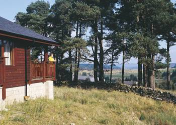 Calvert Trust Holiday Lodges in Northumberland