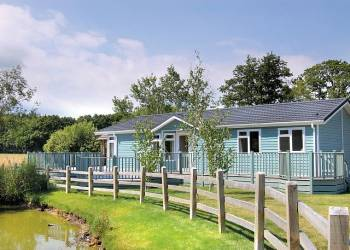 Woodlands Park Holiday Lodges in East Sussex