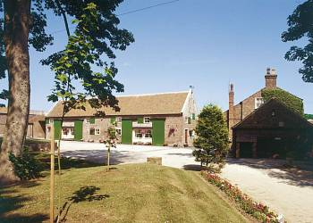 Marton Manor Cottages Holiday Lodges in Yorkshire