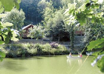 Bulworthy Forest Lodges Holiday Lodges in Devon