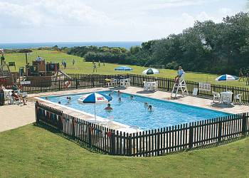 Landscove Holiday Lodges in Devon