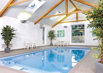 The Valley Holiday Lodges in Cornwall