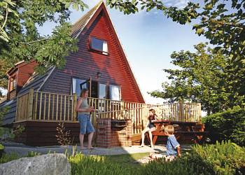 Riverside Holiday Lodges in Cornwall