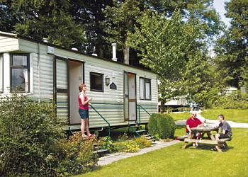 Woodovis Park Holiday Lodges in Devon
