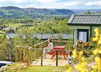 Kippford Holiday Lodges in Dumfries and Galloway