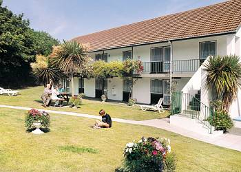 Ilex Lodge Apartments Holiday Lodges in Guernsey