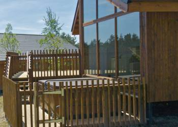 Forest of Dean Lodges, Coleford,Gloucestershire,England
