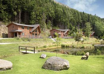 Penvale Lake Lodges Holiday Lodges in Denbighshire
