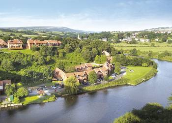 Captain Cooks Haven Holiday Lodges in Yorkshire