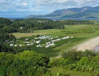 Carradale Bay Caravan Park Holiday Lodges in Argyll and Bute