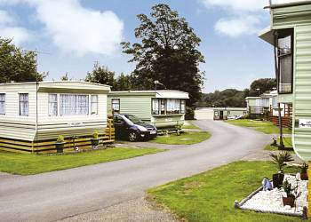 River View Park Holiday Lodges in Northumberland