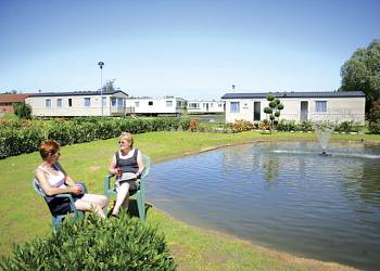 Carlton Meres Country Park Holiday Lodges in Suffolk