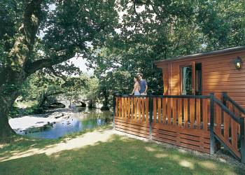 Ogwen Bank Country Park Holiday Lodges in Gwynedd