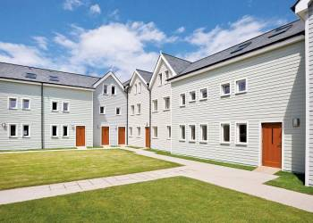 Strand Court Apartments, Bude,Cornwall,England