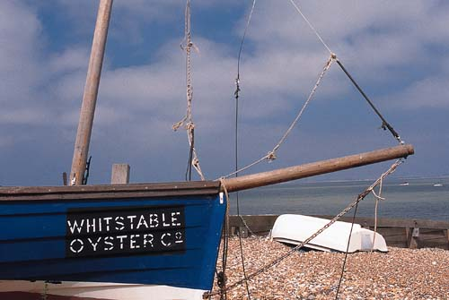 Alberta Holiday Park, Whitstable,Kent,England