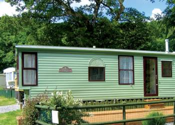 Aberdunant Country Park Holiday Lodges in Gwynedd