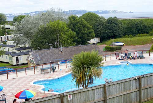 Waterside Holiday Park Holiday Lodges in Devon